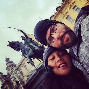 Jelacic platz!!! Tour the EUrope!! #europe #zagreb