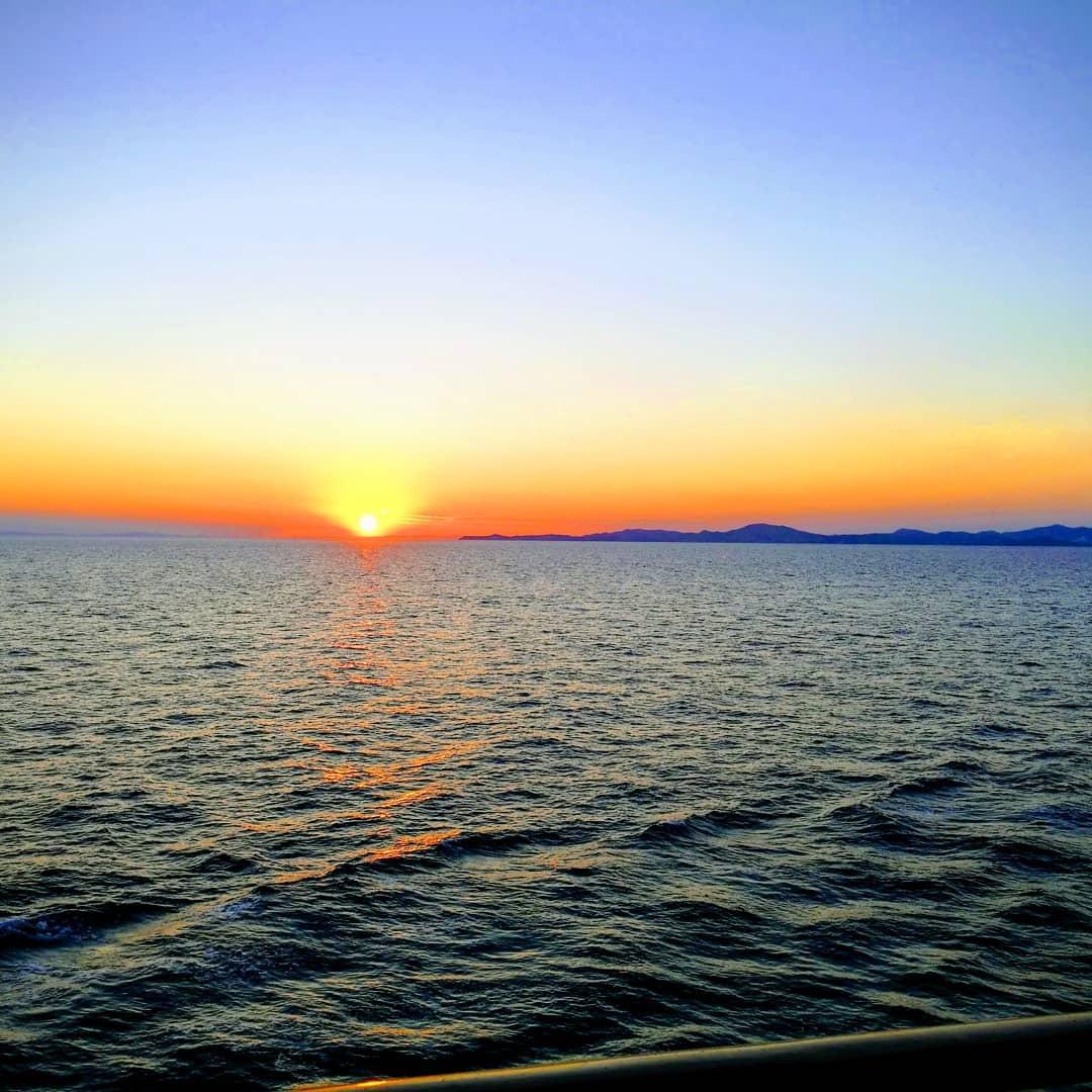 Sunset at Mikonos!!!