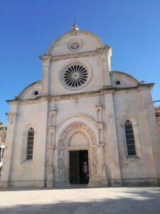Fasada katedrale sv. Jakova